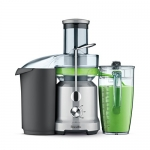 Breville The Juice Fountain Cold-Juicer, Silver