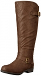Brinley Co Women's Durango-Xwc Riding Boot