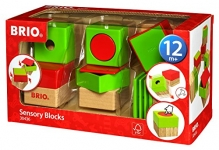 BRIO Sensory Blocks Preschool Toy