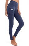 BROMEN Women's High Waisted Yoga Pants with Pockets