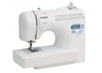 Brother XR6060 Computerized Sewing Machine, 60 built-in stitches