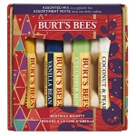 Burt's Bees Bounty Assorted Mix Lip Balm Holiday Gift Set