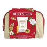 Burts Bees Travel Essentials Holiday Gift Set, 3 products in a Gift Bag