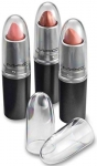 byAlegory Clear Lipstick Caps For MAC (12 pack)