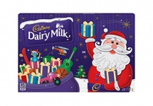 Cadbury Dairy Milk Advent Calendar, 200g