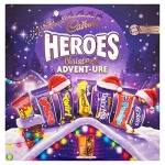 Cadbury Heroes Christmas Advent-ure Chocolate