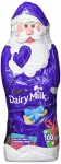 Cadbury Hollow Santa Chocolate, 100 g