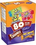 Cadbury & Maynards Chocolate Assortment, 80 Count