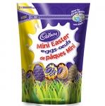 Cadbury Mini Assorted Chocolate Eggs 745 G