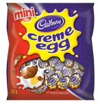Cadbury Mini Creme Egg Candies, 381 Gram