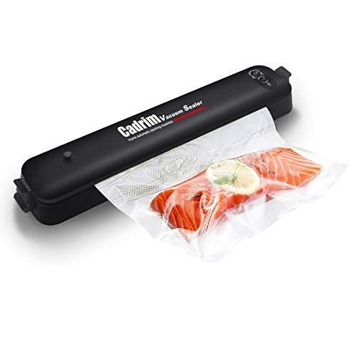 Cadrim Vacuum Sealer with Starter Kit