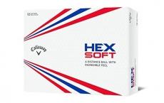 Callaway Hex Soft Golf Balls (One Dozen)