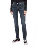 Calvin Klein Women's Mid Rise Skinny Fit Jean