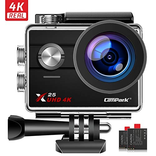 Campark X25 Native 4K Action Camera