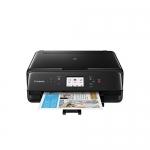 Canon PIXMA TS6120 Wireless Color Photo Printer with Scanner & Copier – Black