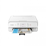 Canon PIXMA Wireless Color Photo Printer with Scanner & Copier – White