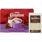 Carnation Hot Chocolate, Marshmallow, 10 x 25g