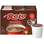 Carnation Hot Chocolate, Rolo, Keurig K-Cup Compatible Pods, 12 count
