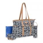 Carter's Studio Diaper Bag Set