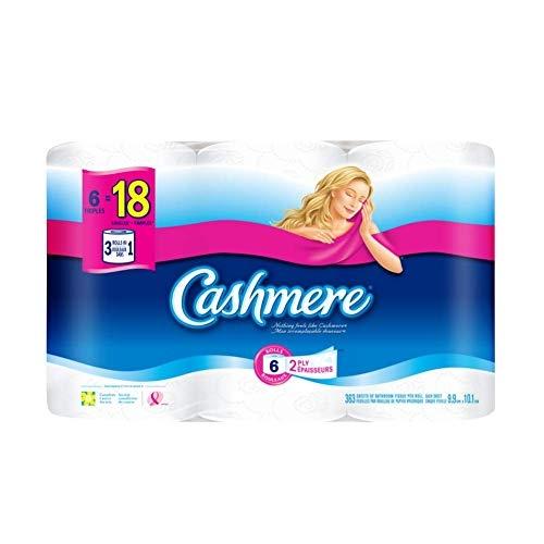 Cashmere Triple Roll Bathroom Tissue