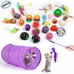 Interactive Kitten/Cat Toys 25PCS Assortment