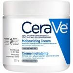 CeraVe Moisturizing Cream | Daily Face and Body Moisturizer, 539g