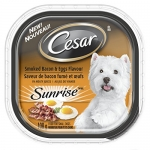 Cesar Sunrise Food Trays for Dogs 24 count