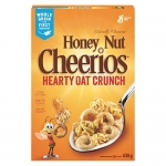 Honey Nut Hearty Oat Crunch Cereal, 430g