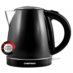 Chefman Rapid Boil Temperature Control Color Changing Electric Kettle