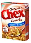 Chex Gluten Free Cinamon Cereal, 345 Gram