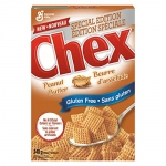 Chex Gluten Free Special Edition Peanut Butter Cereal, 340g