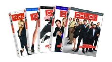 Chuck: The Complete Series (Seasons 1-5)