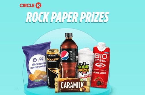 Rock, Paper, Prizes Contest 2021