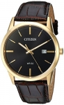 Citizen Men's New Quartz Black Dial Wrist Watch