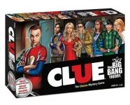 Clue, the Big Bang Theory