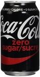 Coca-Cola Zero Sugar, 12 Count, 355 ml
