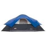 Coleman Red Canyon 8 Person Tent, Blue