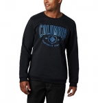 Columbia Men's Hart Mountain Graphic Crew, Soft Pullover