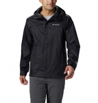 Columbia Men's Watertight Breathable Rain Jacket