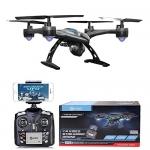 Contixo F5 Quadcopter Drone 720P Wi-Fi Live FPV HD Video Camera