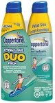 Coppertone Kids Continuous Spray Sunscreen Spf60 Duo Pack