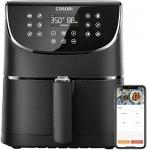 COSORI Smart WiFi Air Fryer, 5.8QT