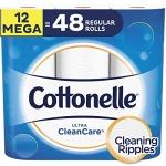 Cottonelle Toilet Paper, Ultra Cleancare