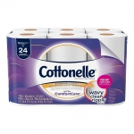 Cottonelle Ultra Comfort Care Double Roll Toilet Paper, 12 Rolls Pack