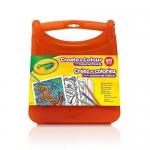 Crayola Create & Colour Coloured Pencils Kit