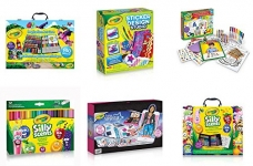 Save up to 40% on Crayola Products!