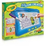 Crayola Magic Scene Creator, Drawing Kit for Kids, Creative Toys