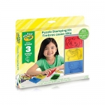 Crayola My First Puzzle Stamping Kit