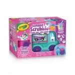 Crayola Scribble Scrubbie Pets Mobile Spa Playset