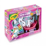 Crayola Scribble Scrubbie, Toy Pet Playset